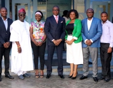 Courteville Business Solutions Plc's Middle Management Training Program Pioneers