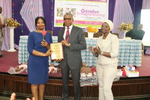 Annual lecture and scholarship Awards: Center for Gender & Social Policy Studies, OAU Ile-Ife, Osun state - 2015