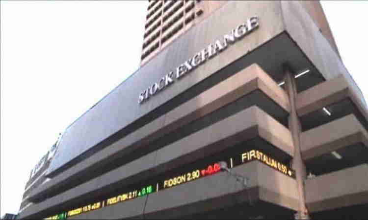 STOCK MARKET CLOSES NEGATIVE WITH 1.41% LOSS – Courteville Business  Solutions Plc
