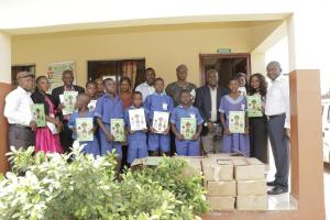 BOOK DONATION TO SCHOOLS 2017