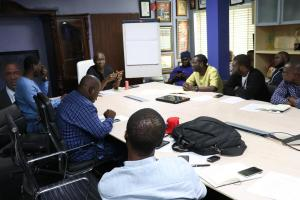 WHEN BIZ GOES SOUTH (MENTORING SESSION) WITH THE GMD