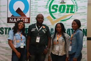 STANDARD ORGANIZATION OF NIGERIA (SON) 2020 STAKE HOLDERS FORUM