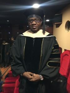Bola Akindele's Doctorate Convocation - 2016