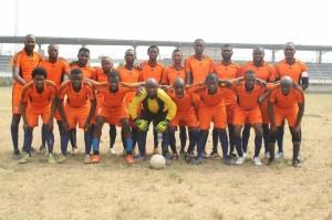 COURTEVILLE FC